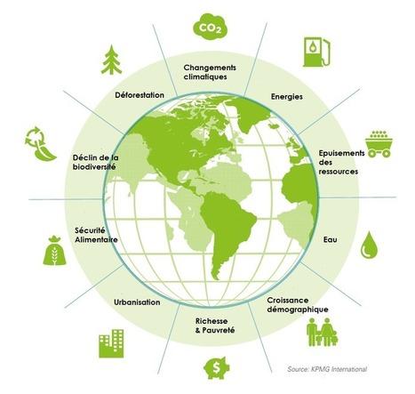 Etude KPMG 2013 sur le reporting RSE dans le monde | RSE et Ressources Humaines | Scoop.it