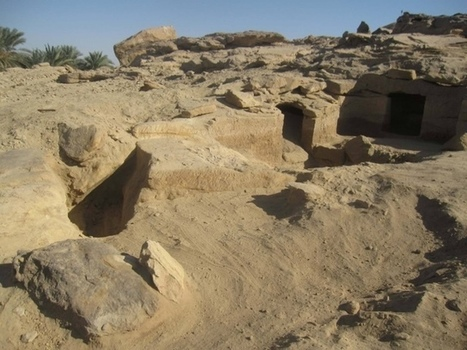 Swedish mission discovered 12 New Kingdom tombs in Upper Egypt | Egiptología | Scoop.it