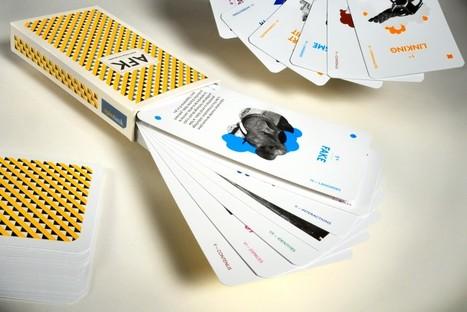 AFK, 52 cartes pour s'approprier la culture numérique | Un noeud dans le mouchoir des médias sociaux | Scoop.it