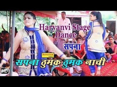 Thumak Thumak Nachi Sapna Dance Video | Sapna Dance | Scoop.it