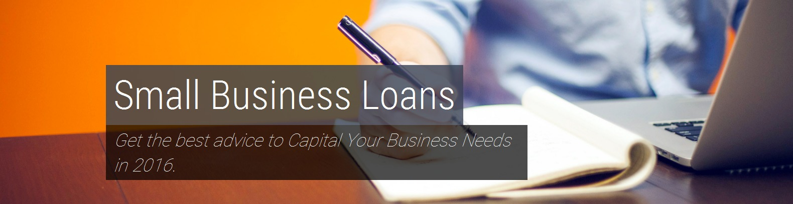 Small Business Lending Ecosystem 2016