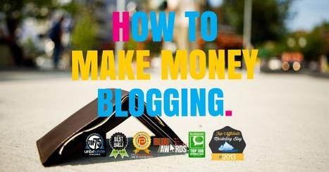 6 Figure Blogger Reveals How To Make Money Blogging | #SocialMedia, #SEO, #Tecnología & más! | Scoop.it