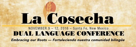 lacosecha | ¡CHISPA!  Dual Language Education | Scoop.it