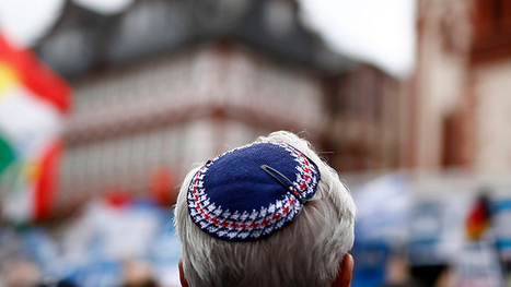Poll: 70% of European Jews conceal their religion | Jewish Education Around the World | Scoop.it