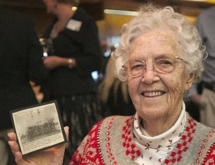 Family history comes alive for Bay City woman with Sørlandet's arrival for ... - Bay City Times | Life Matters - Beyond Scrapbooking techniques | Scoop.it