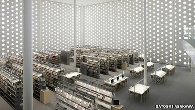 The global rise of the super library | Library design and architecture | Scoop.it