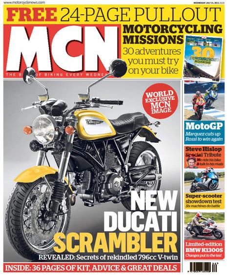 New Ducati Scrambler | Ducati | Scoop.it