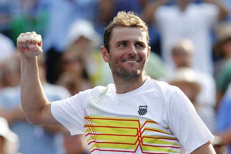 Mardy Fish tout près de l'US Open - Sports.fr | Tennis , actualites et buzz avec fasto-sport.com | Scoop.it