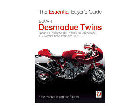 Ducati Desmodue Twins Buyers Guide Book | Ductalk Ducati News | Scoop.it
