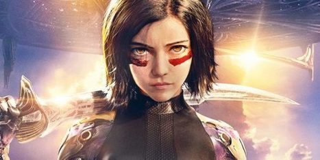 Alita Battle Angel 2019 Telugu Full Movie Wa