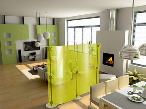 Studio Apartments That Make the Most of Their Space | Designing Interiors | Scoop.it