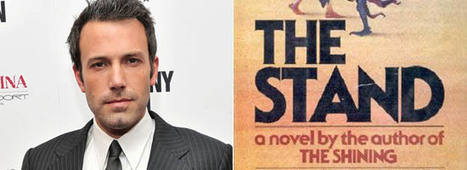 David Yates Out, Ben Affleck In For Stephen King's 'The Stand'   Cinemania   Scoop.it