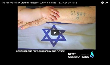 NANCY DERSHAW GRANT<br/>FOR HOLOCAUST SURVIVORS IN NEED | Business News &amp; Finance | Scoop.it