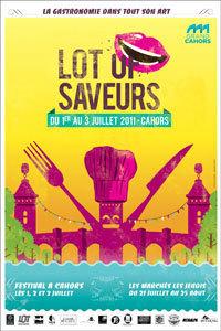LOT of Saveurs, le festival gastronomique et touristique du Grand ... - Categorynet.com (Communiqué de presse) | Gastronomie et tourisme | Scoop.it