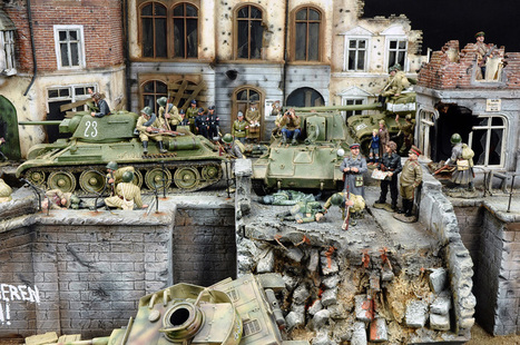The Empty Ruins of Berlin | Military Miniatures H.Q. | Scoop.it