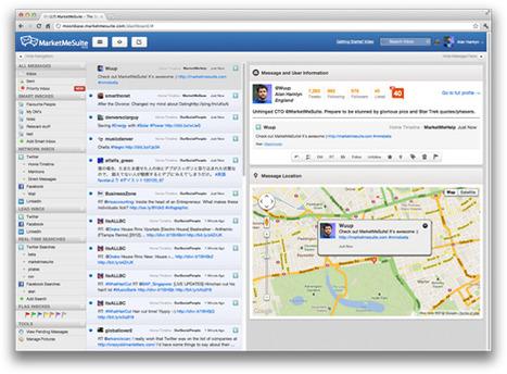 MarketMeSuite : la boîte de reception de tous vos réseaux sociaux | Trucs&Astuces : veille2.0 | Scoop.it