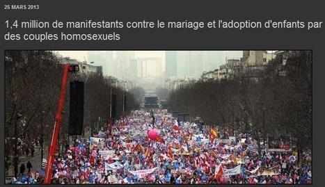 La révolution ? 1.4 million français dans la rue pour dire NON, NON, NOOOOOON !!! | Everything you need… | Scoop.it
