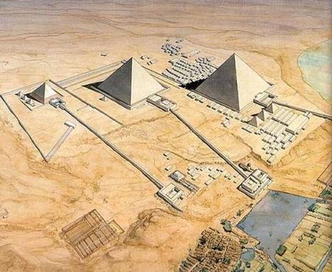 After Decades of Searching, the Causeway for the Great Pyramid of Egypt has been Found | Ancient Egypt and Nubia | Scoop.it