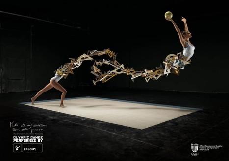 Resultado de imagen de publicidad de deporte