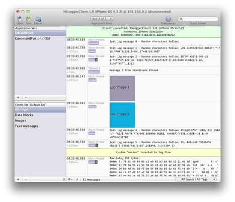 Nslogger binary options safaribetting mobile