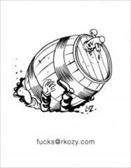 La cuvée « fucks@rkozy », vin potache et militant, se boit bien - Rue89   En attendant septembre   Scoop.it