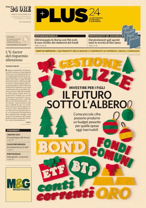 Los collages de fieltro de Jacopo Rosati | educARTE | Scoop.it