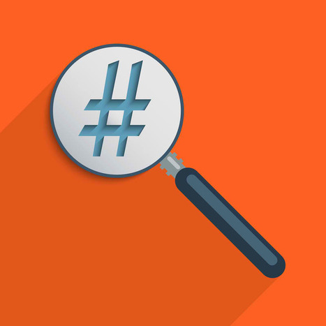 The History and Power of Hashtags in Social Media Marketing (Infographic) | sabkarsocialmediaInfographics | Scoop.it