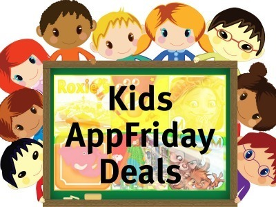 Kids #AppFriday Deals: 30 September - The New AppFriday! - Fun Educational Apps: Best Apps for Kids Reviews iPad / iPhone / iPod | Publishing Digital Book Apps for Kids | Scoop.it