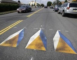 Nudging traffic safety by visual illusions | iNudgeYou | Feed | Scoop.it