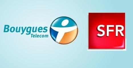 La mutualisation entre SFR et Bouygues préoccupe la concurrence | médias sociaux, e-reputation et web 2 | Scoop.it