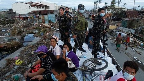 Teaching About the Typhoon in the Philippines | Listening activities for English language learners | Scoop.it