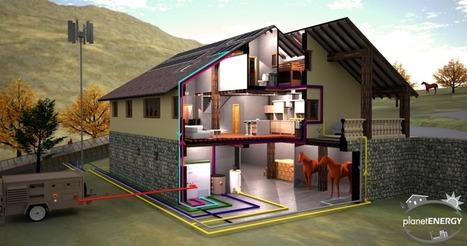 #Autoconsumo: Una vivienda capaz de transformar las heces de sus habitantes en #energía   Acción positiva: #Alternativas   Scoop.it