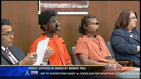 Three teens found guilty in Craigslist murder trial - KFMB News 8 | Social Media Teen Idols | Scoop.it