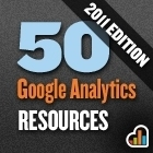50 Google Analytics Resources – The 2011 Edition | KISSmetrics | Marketing Futurist | Scoop.it