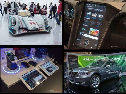 10 technologies qui vont prendre le contrôle de votre voiture | Nouvelles technologies | Scoop.it