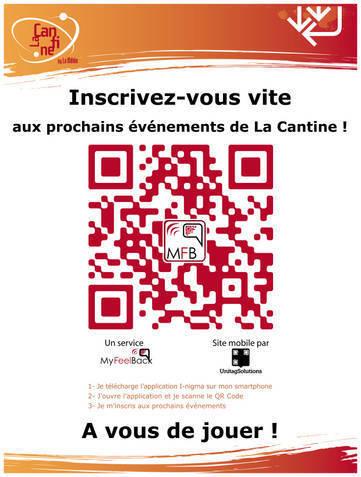 Inscription 2.0 aux évènements de La Cantine Toulouse | Coworking  Mérignac  Bordeaux | Scoop.it