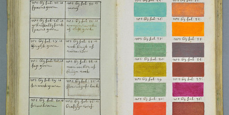 Over 300 Years Ago, An Artist Created And Documented Every Color You Can Think Of | xposing world of Photography & Design | Scoop.it