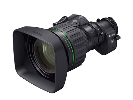 Canon Working on portable Zoom Lens For 4K Broadcast Cameras | Cinescopophilia | Scoop.it