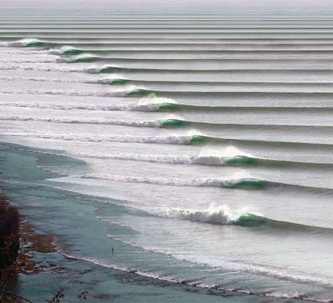 The World's Longest Surfing Wave at Chicama, Peru | Nereides Diary | Scoop.it