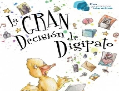 Cuento infantil que promueve el uso responsable de Internet | CyLDigital.es | RIATE | Scoop.it