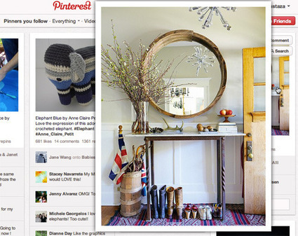 10 Amazing Pinterest Tools | ethnicomm's Digital Media | Scoop.it