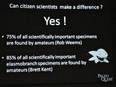 Accelerating Scientific Discovery through Public Participation   iDigBio   Citizen Science in Action   Scoop.it