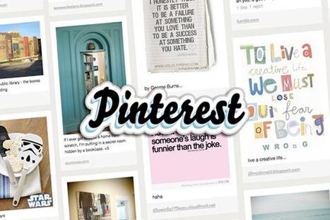 Once usos de Pinterest en una biblioteca vía @lecturalab | Lectura e biblioteca escolar | Scoop.it