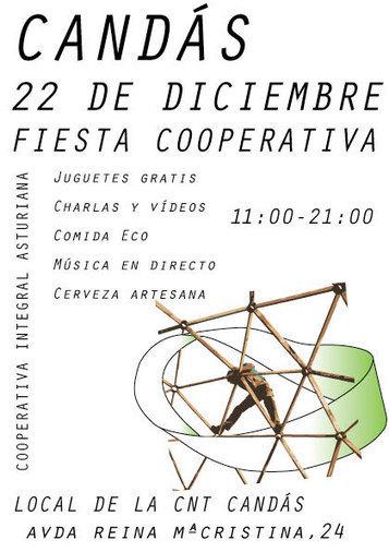 Fiesta • COOPERATIVA INTEGRAL ASTURIANA, e.c.   cooperación intercambio   Scoop.it