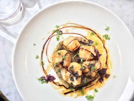 Le restaurant de la semaine : Fitzgerald, Paris 7ème | Gastronomie Française 2.0 | Scoop.it