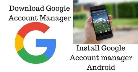 android 5 google account manager