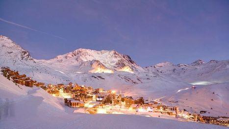 Les nouveaux hôtels des skieurs - Le Figaro | Cyril Bladier Fooding | Scoop.it