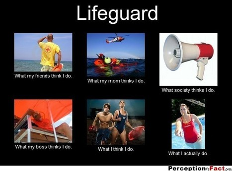 Lifeguard | What I really do | Scoop.it