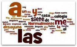 How to use Wordle in the Foreign language classroom | Carmel Spanish | Scoop.it