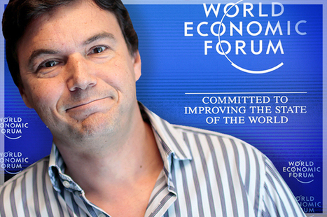 This is why Piketty matters: Davos and the real story about economists and the 1 percent | Peer2Politics | Scoop.it